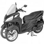 Ô tô - Xe máy - Yamaha Tricity phiên bản mới sắp ra mắt