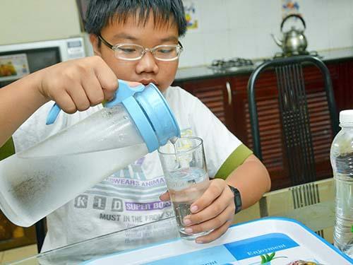 Cơ thể thiếu nước rất dễ sinh bệnh - 1