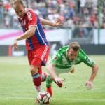Bóng đá - Bayern - Wolfsburg: Khởi đầu khó khăn