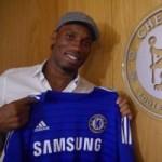 Bóng đá - Chelsea – Leicester: Chào đón người hùng Drogba