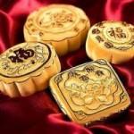 Phi thường - kỳ quặc - Sốc với những chiếc bánh trung thu bằng vàng ròng