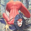 """""""Người nhện"""" nữ bị phản đối vì quá khêu gợi"""