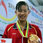 Thể thao - Singapore lo ngại trước thành tích của Ánh Viên