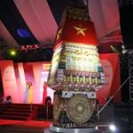 Tin tức trong ngày - Cột mốc chủ quyền biển đảo ghép từ 6.000 sản phẩm Việt