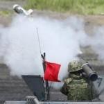 Tin tức trong ngày - Ảnh ấn tượng: Binh sĩ Nhật Bản phóng tên lửa chống tăng