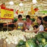 Thị trường - Tiêu dùng - Chỉ số giá tiêu dùng tháng 8 chỉ tăng 0,22%