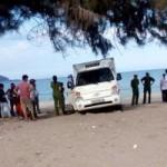 Tin tức trong ngày - Hy hữu: Trộm được ô tô, chạy luôn ra biển hóng mát