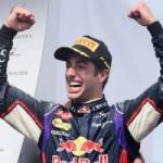 Thể thao - F1- Belgian GP: Lần thứ 3 cho Ricciardo