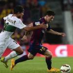 """Bóng đá - """"Nếu làm hậu vệ, Messi cũng là số 1 thế giới"""""""