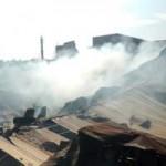 Tin tức trong ngày - Cháy cả đêm, xưởng gỗ bị thiêu rụi hoàn toàn