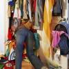 Giúp nàng nghiện mua sắm sở hữu tủ đồ ngăn nắp
