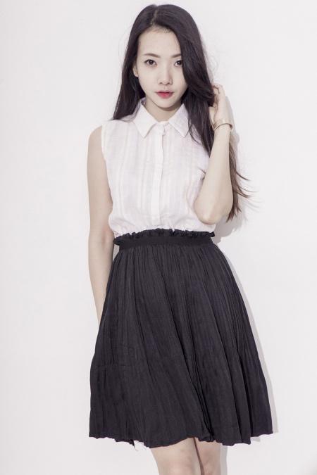 Xinh tươi với váy áo vintage đón khúc giao mùa - 2