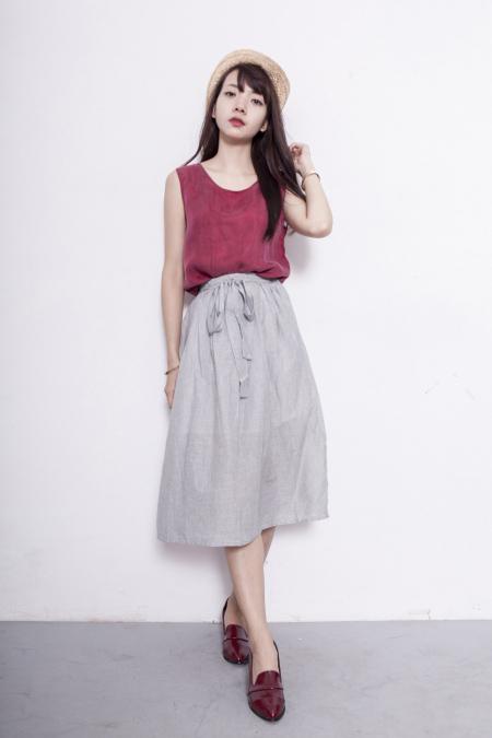 Xinh tươi với váy áo vintage đón khúc giao mùa - 3