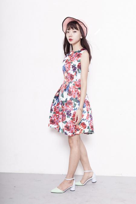 Xinh tươi với váy áo vintage đón khúc giao mùa - 7