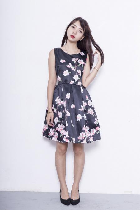 Xinh tươi với váy áo vintage đón khúc giao mùa - 8