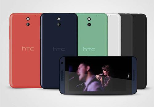 HTC xác nhận Desire 820 dùng chip 64-bit đầu tiên - 1