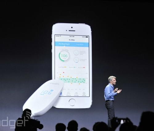 iPhone 6 đo được nhịp tim, lượng đường trong máu - 1