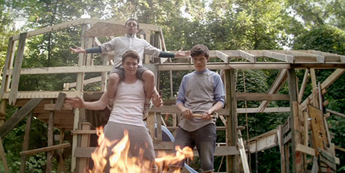 Trailer phim: The Kings Of Summer - 4