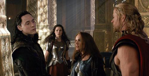 Trailer phim: Thor: The Dark World - 1