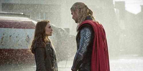 Trailer phim: Thor: The Dark World - 4