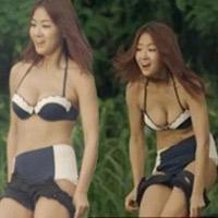 Kiều nữ thay bikini, đốt nóng MV mới ra mắt