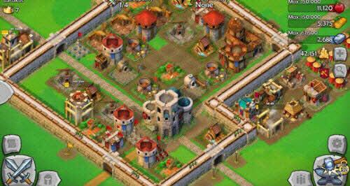 Miễn phí game Age of Empires phiên bản cảm ứng - 1