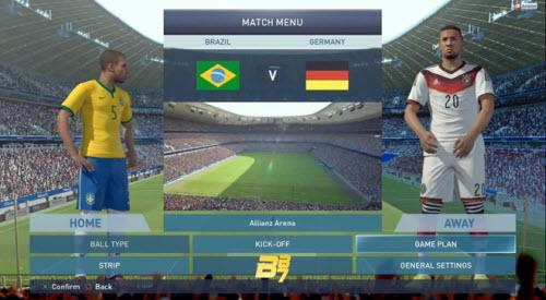 PES 2015: Game bóng đá có đồ họa đẹp, ra mắt tháng 9 - 1