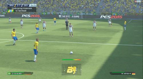 PES 2015: Game bóng đá có đồ họa đẹp, ra mắt tháng 9 - 3