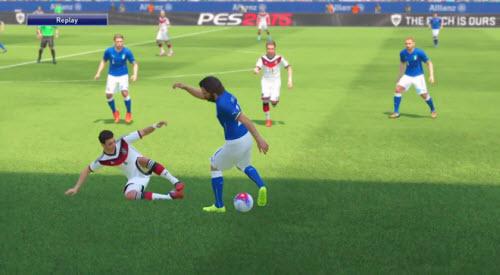 PES 2015: Game bóng đá có đồ họa đẹp, ra mắt tháng 9 - 7