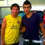 """Bóng đá - Sao trẻ Munir El Haddadi: Thấp thoáng một """"Messi mới"""""""