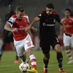 Bóng đá - Arsenal - Besiktas: Pháo thủ vượt khó