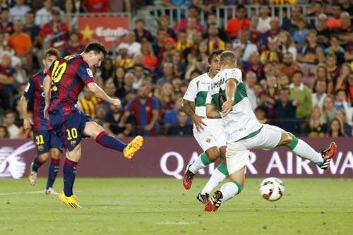 """Barca-Enrique: Không chỉ có một Messi """"hồi sinh"""" - 3"""