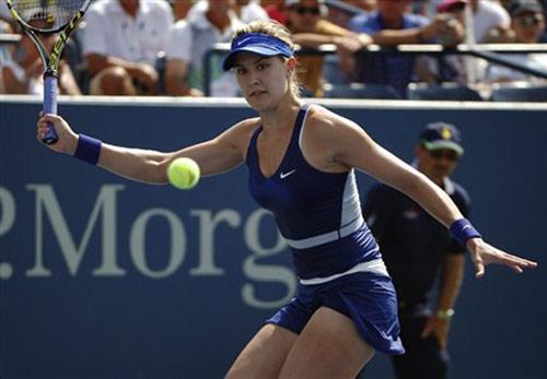 Govortsova - Bouchard: Tốc chiến tốc thắng (V1 US Open) - 1