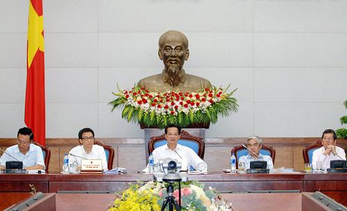 Thủ tướng: Sớm công bố phương án kỳ thi quốc gia chung - 1