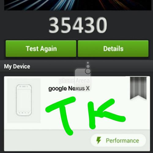Nexus 6 có tên gọi Nexus X chạy Android L 5.0 - 1