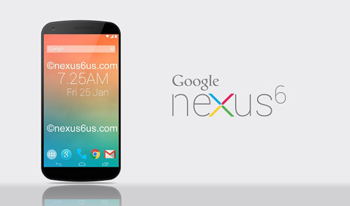Nexus 6 có tên gọi Nexus X chạy Android L 5.0 - 2