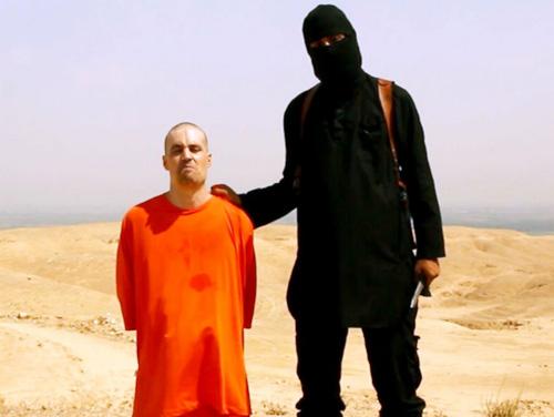 Phiến quân IS đòi 6,6 triệu USD chuộc một cô gái Mỹ - 1
