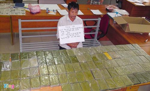 Ông trùm ma túy luôn mang cả nghìn USD để hối lộ cảnh sát - 1