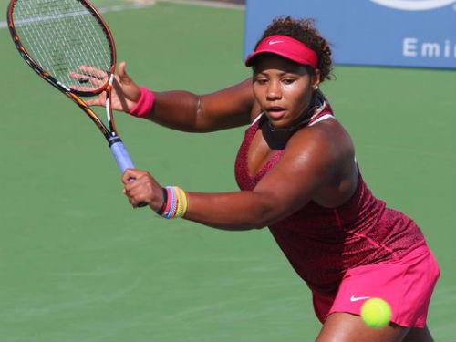 Serena - Townsend: Kết thúc chóng vánh (V1 US Open) - 1