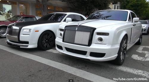 Bộ ba siêu xe độ màu trắng tuyệt đẹp trên phố - 2