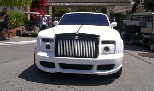Bộ ba siêu xe độ màu trắng tuyệt đẹp trên phố - 5