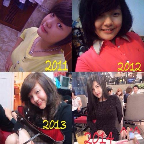 Thiếu nữ Việt xinh đẹp, gợi cảm bất ngờ nhờ giảm béo - 3