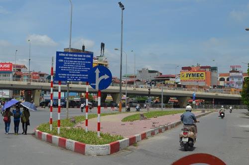 Sau nghỉ lễ 2/9, HN cấm ô tô tuyến Xuân Thủy-Cầu Giấy - 6