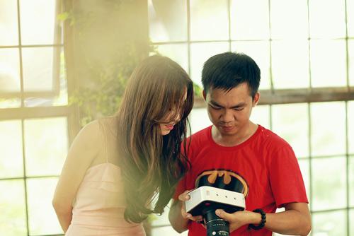 Minh Thư gợi cảm trong MV mới - 7