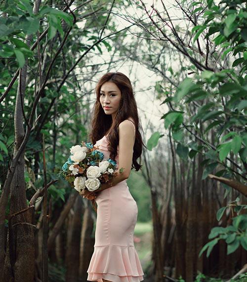 Minh Thư gợi cảm trong MV mới - 2