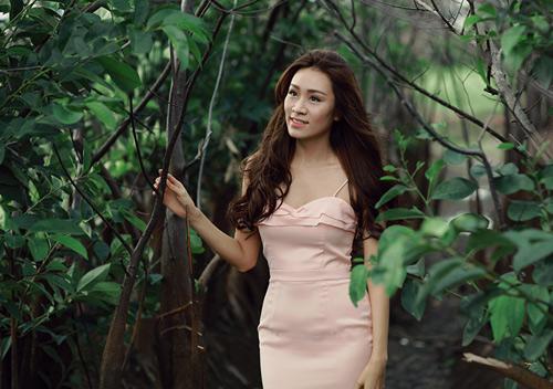 Minh Thư gợi cảm trong MV mới - 3
