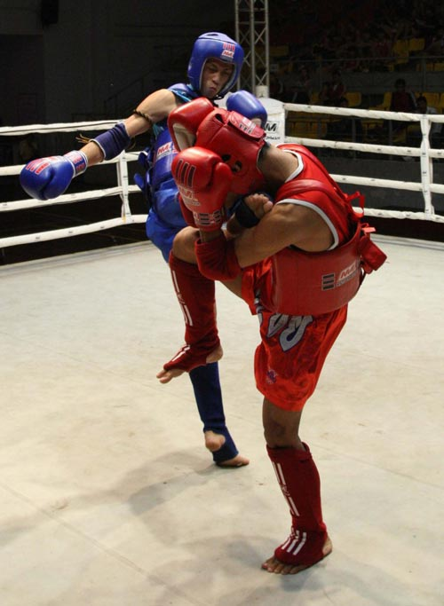 TP HCM vô địch giải Muay toàn quốc - 1