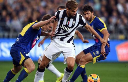Juventus khốn đốn vì cúm - 1