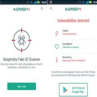 Bảo vệ an toàn cho Android với Fake ID Scanner
