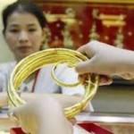 Tài chính - Bất động sản - Vàng nội, vàng ngoại đảo chiều tăng